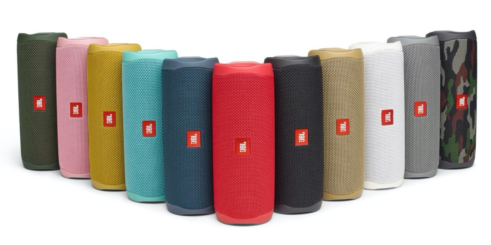 Description: JBL's Flip 5 Bluetooth Speaker comes in a variety of colors at $90 ...
